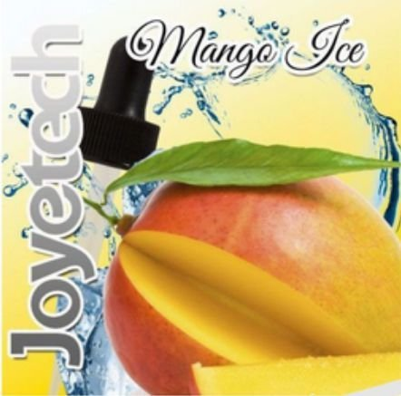 Líquido Joyetech® - Mango Ice (manga + menta)