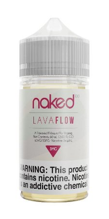 Líquido Naked 100 - Lava Flow