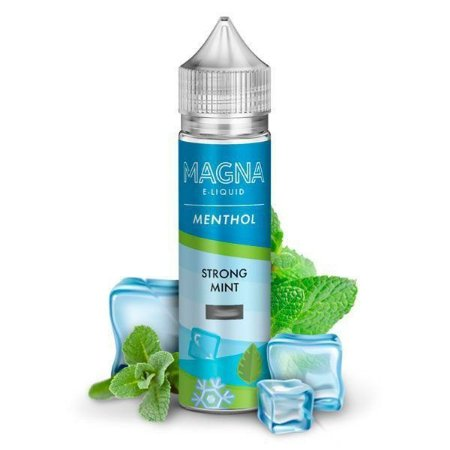 Líquido Magna e-Liquid - Menthol - Strong Mint