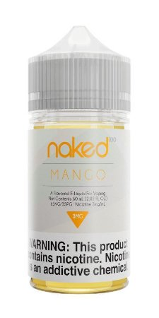 Líquido Mango - NAKED 100