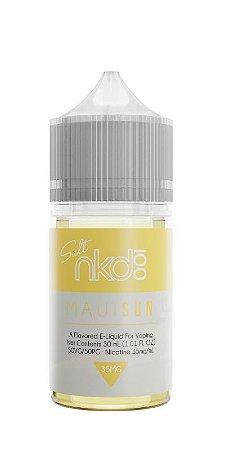Líquido Maui Sun Salt - NAKED 100