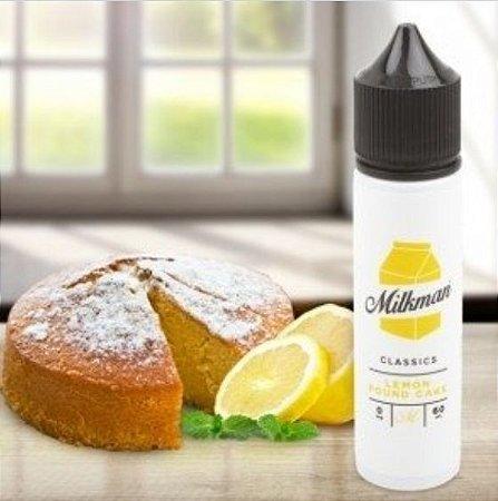 Líquido Milkman Classics - Lemon Pound Cake