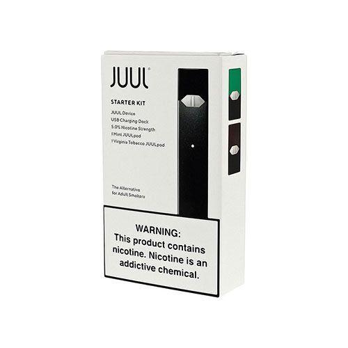 Kit JUUL iniciante c/ 2 pod reposição - JUUL