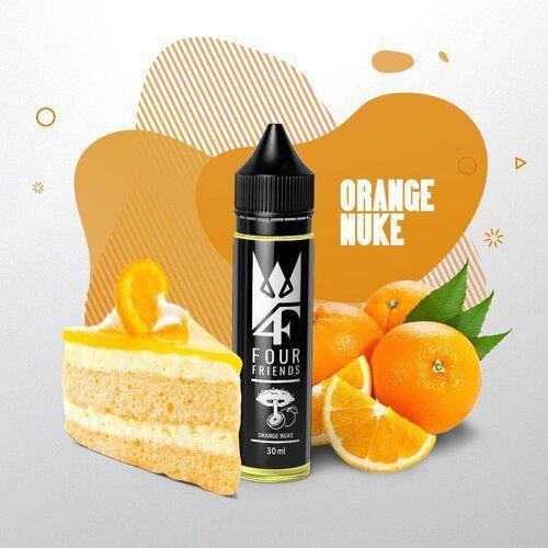 Líquido 4 Friends - Orange Nuke