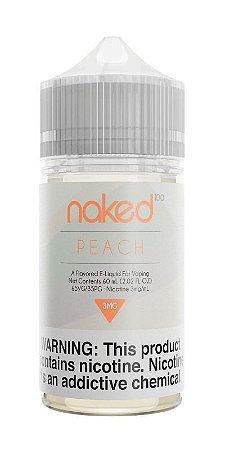 Líquido Naked 100 - Peachy Peach