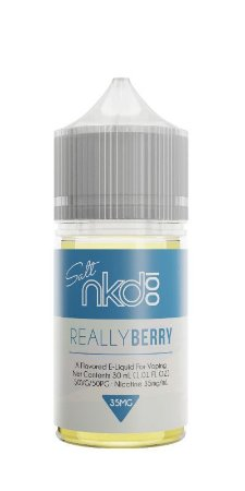 Líquido Naked 100 Salt - Really Berry