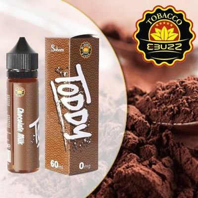 Líquido Sahara - Toddy - Chocolate Milk