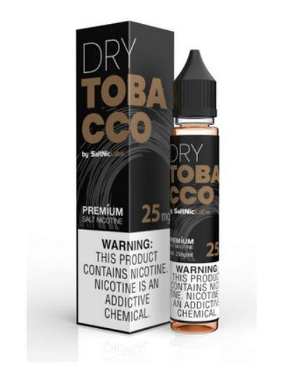 Líquido VGod Salt - Dry Tobacco