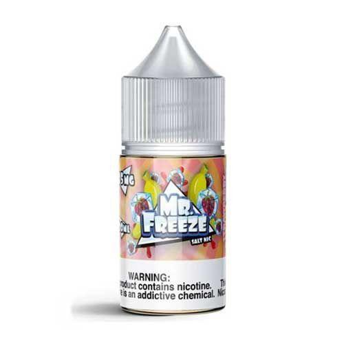 Líquido Mr. Freeze Salt - Strawberry Banana Frost