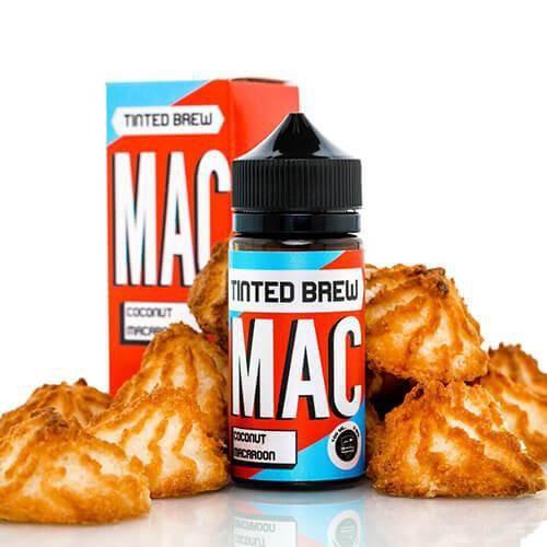 Líquido Tinted Brew MAC - Coconut Macaroon