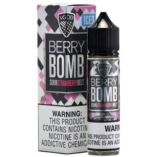 Líquido VGOD - Berry Bomb ICED