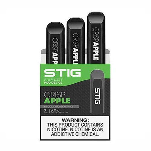 Pod Descartável Stig Crisp Apple - VGod