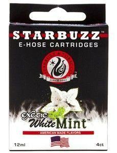Refil Starbuzz E-Hose - Exotic White Mint