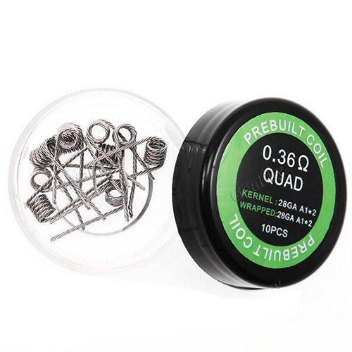 Resistência Quad 0.36Ohm (10 unidades)
