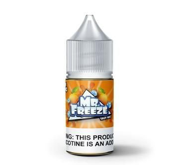 Líquido Mr. Freeze Salt - Peach Frost