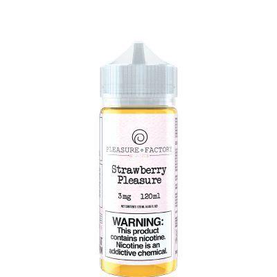 Líquido Strawberry Pleasure - PLEASURE FACTORY