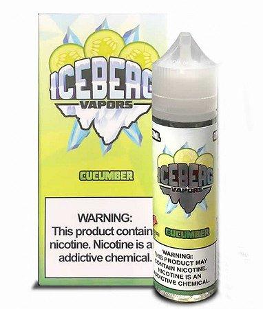 Líquido Nic Salt Cucumber - Iceberg Vapors