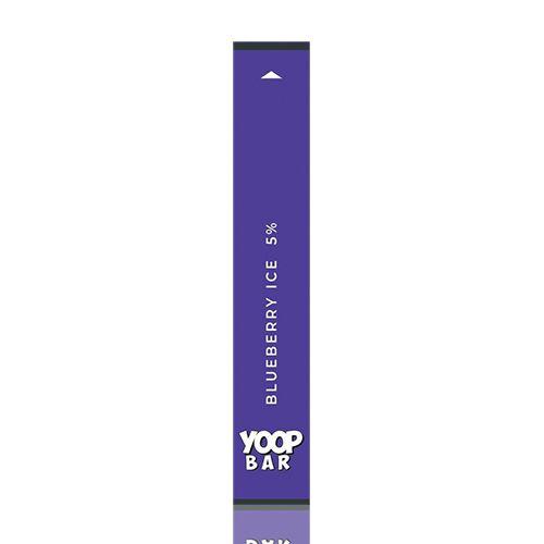 Pod descartável Yoop Bar - Blueberry Ice