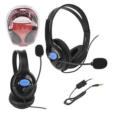 Fone de ouvido Headset XTRAD XD-536