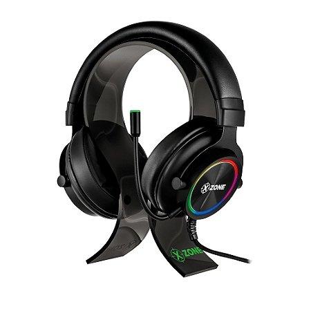 Headset Gamer Xzone GHS 01 C/ Suporte