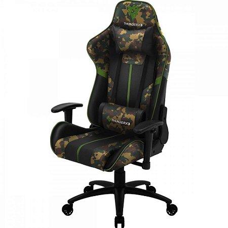 Cadeira Gamer BC3 THUNDERX3 military