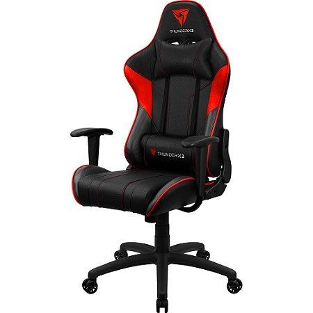 Cadeira Gamer EC3 THUNDERX3 Vermelho