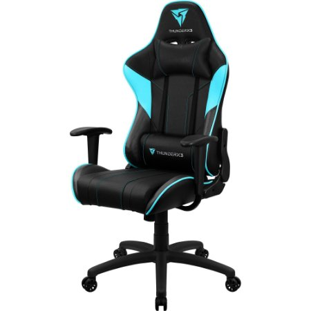 Cadeira Gamer EC3 THUNDERX3 Cyan