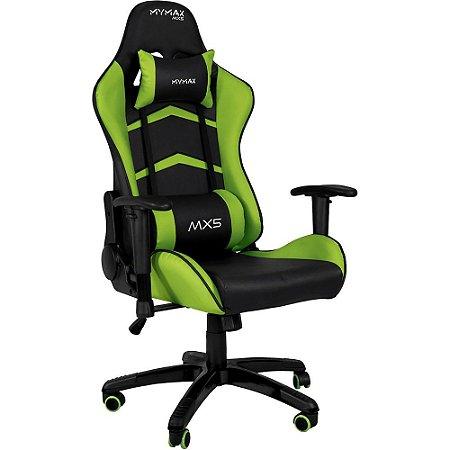 Cadeira Gamer MX5 Verde