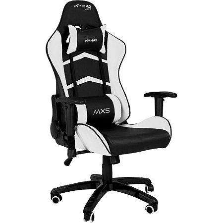Cadeira Gamer MX5 Branco