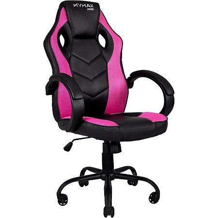 Cadeira Gamer Mymax MX0 Rosa
