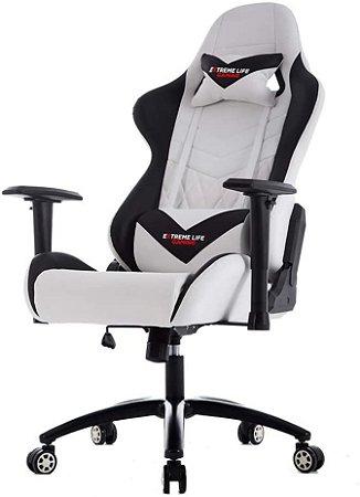 Cadeira Gamer ELG Trooper CH21 Branca