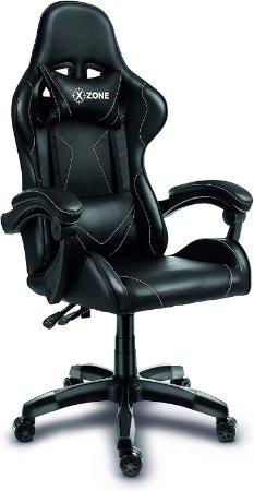 Cadeira Gamer Premium, CGR-01-BW - XZONE