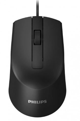 Mouse com fio USB M104 SPK7104 - Philips