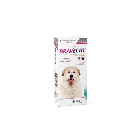 Bravecto 40-56kg Msd