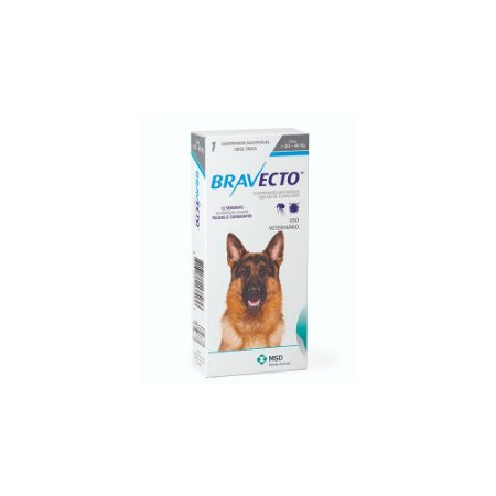 Bravecto 20-40kg Msd