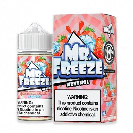 Mr Freeze - Strawberry Frost