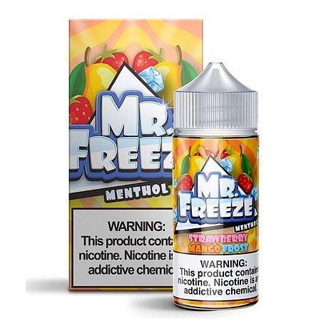 Mr Freeze - Strawberry Mango Frost