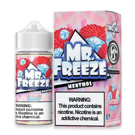Mr Freeze - Lychee Frost