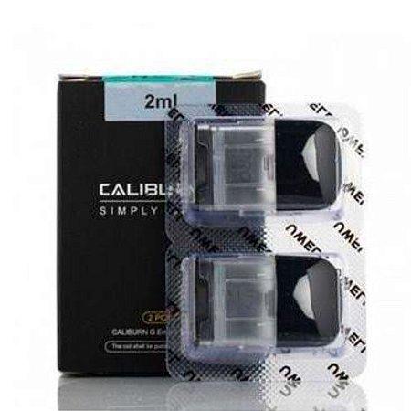 CARTUCHO CALIBURN G - 2ML