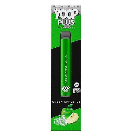 YOOP PLUS - GREEN APPLE ICE 800PUFF