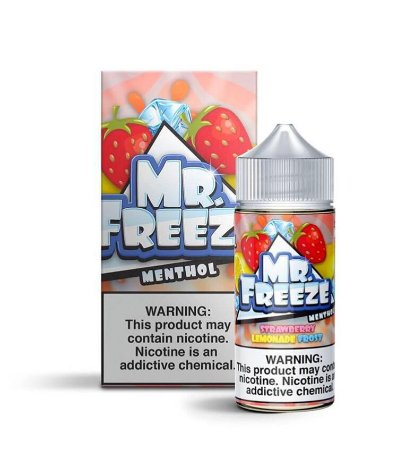 Mr Freeze - Strawberry Lemonade Frost