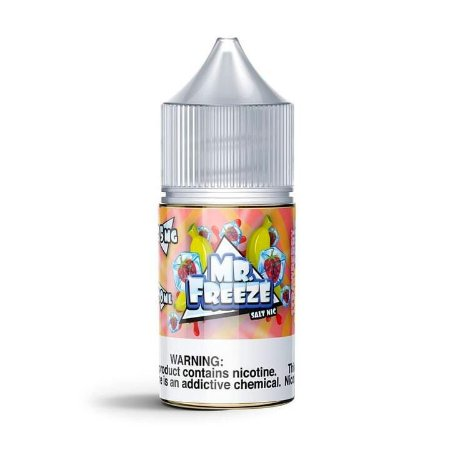 Mr Freeze Nic Salt - Strawberry Banana Frost