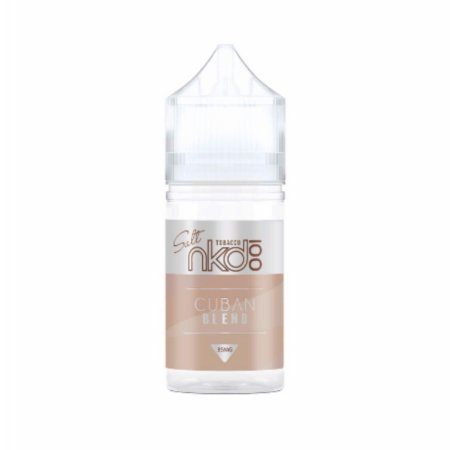 Salt Naked - Cuban Blend 30ml