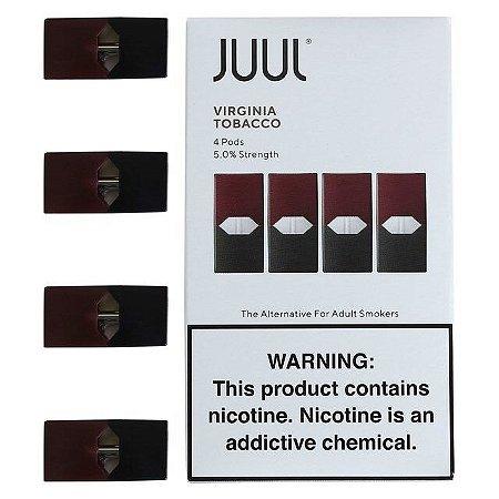 Cartucho Juul - Virgínia Tobacco