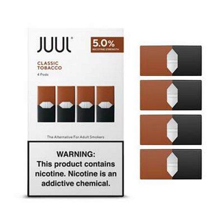 Cartucho Juul - Classic Tobacco