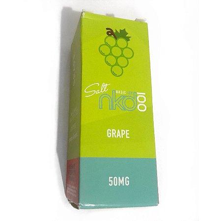 Naked Salt - Grape Basic Ice 30ml