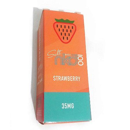 Strawberry Basic Ice - Naked Salt 30ml