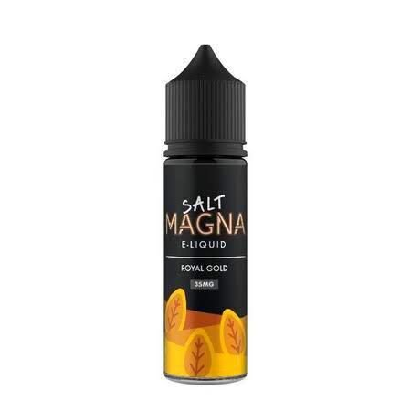 Royal Gold - Magna Salt 30ml's