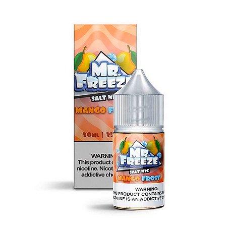 Mr Freeze Nic Salt - Mango Frost