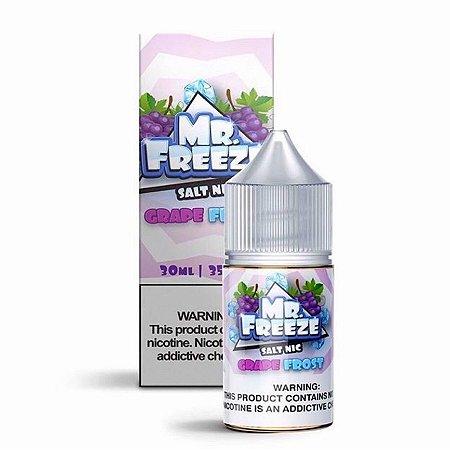 Mr Freeze Nic Salt - Grape Frost